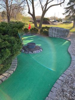 Mini Golf Hole #1