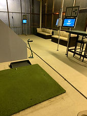 heated driving range, heated range, year round driving range, heated range, heated Toptracer range, Toptracer range