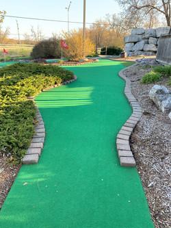 Mini Golf Hole #18