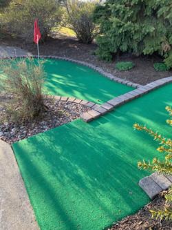 Mini Golf Hole #9