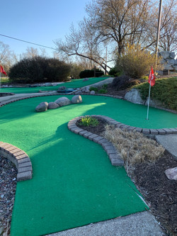 Mini Golf Hole #15