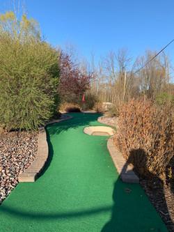 Mini Golf Hole #5