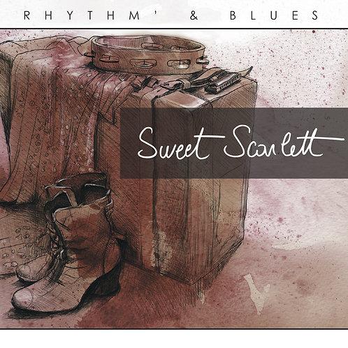CD SWEET SCARLETT (2016)
