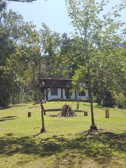 Gran Camping ( Cabaninhas de madeira)