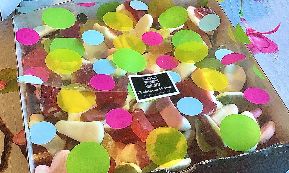 Pick and Mix Gift box sweets