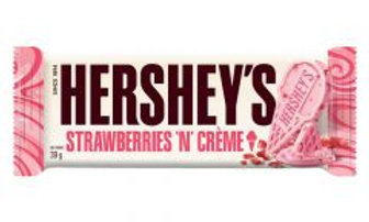 Hershey's Strawberry and Creme 39g