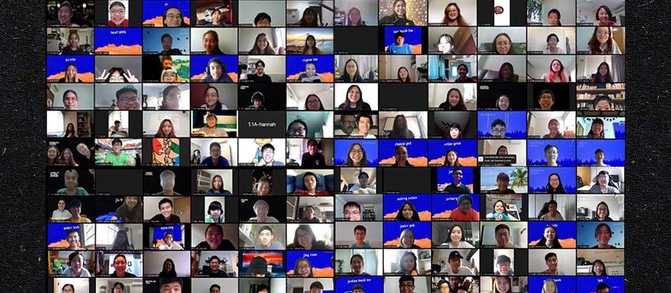ACES 2020: Generations' First Online Evangelism School