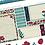 Thumbnail: Red Floral Printable Journal Sheet