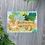 Thumbnail: Catbus & Plants Small Fine Art Print (1 Print)