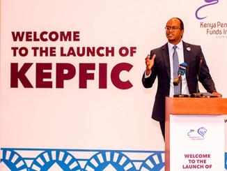KEPFIC Launch