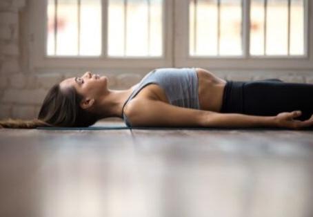 Online σεμινάριο αναπνοών + χαλάρωσης