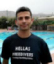 Hellas Freedivers Κώστας Μαδούρος