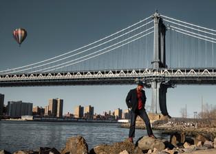 Me At Brookland Bridge