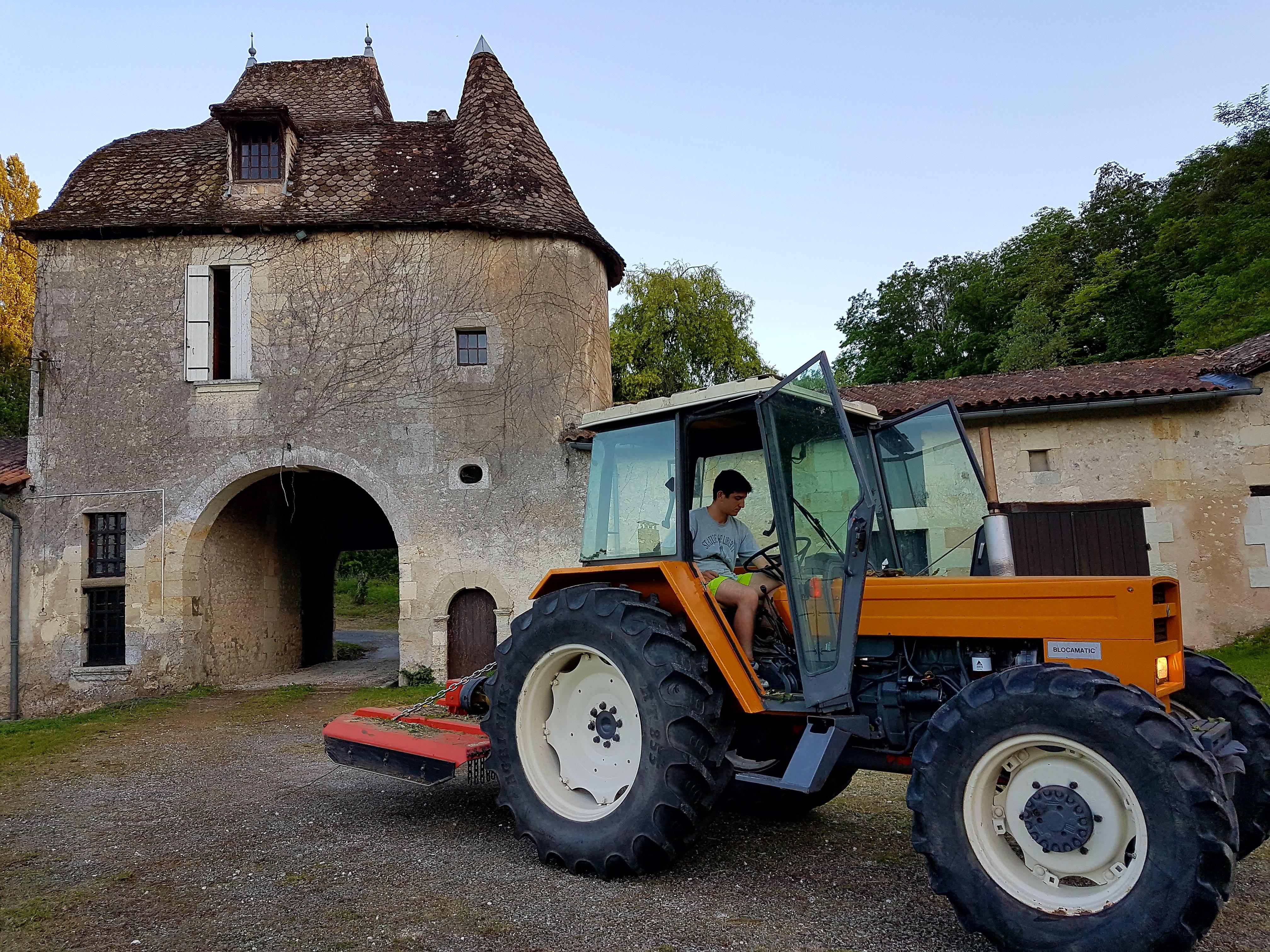 nouveau tracteur