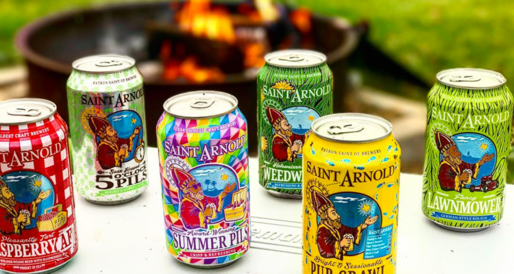 Saint Arnold Brews