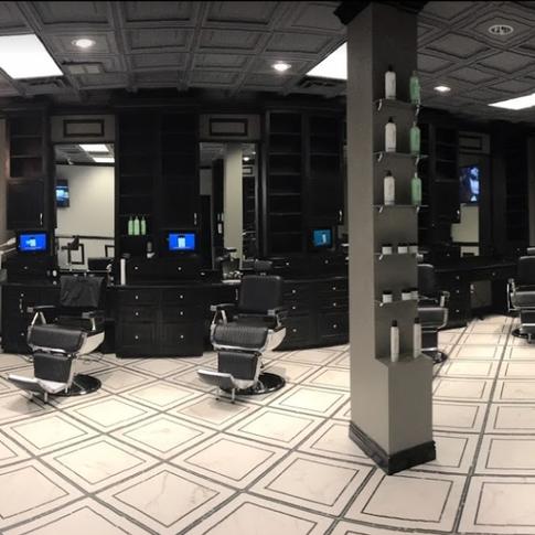 First-Class Lounge