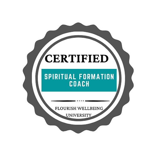 ICF 30 Hours Certified Spiritual Formation Coach Training
