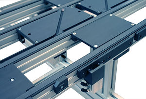 Elcom conveyors and transfer systems