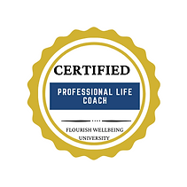 Certified Professional Life Coach Badge.
