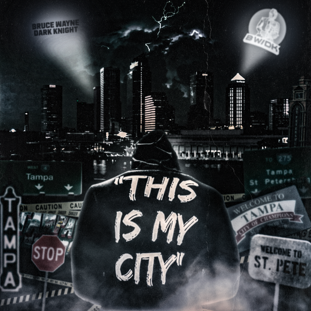 """""""This is My City"""" cover for BW/DK"""