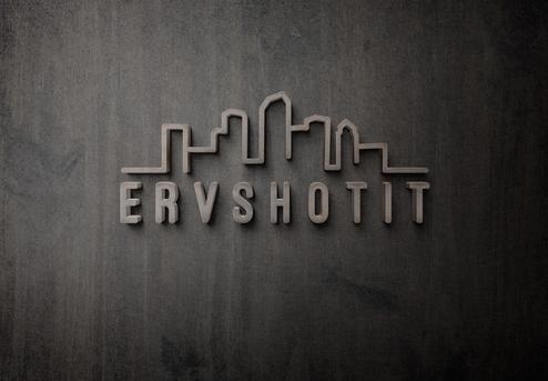ERVSHOTIT Logo Design