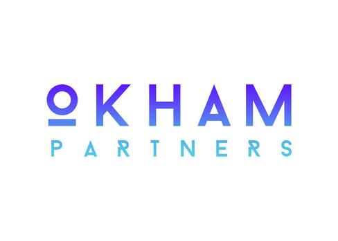 Logo Design Okham Partners
