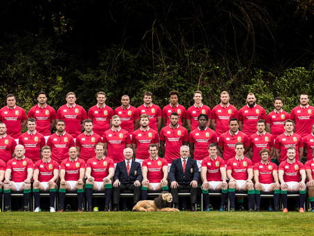 The 2021 Lions tour of South Africa. Part 1. class v form.