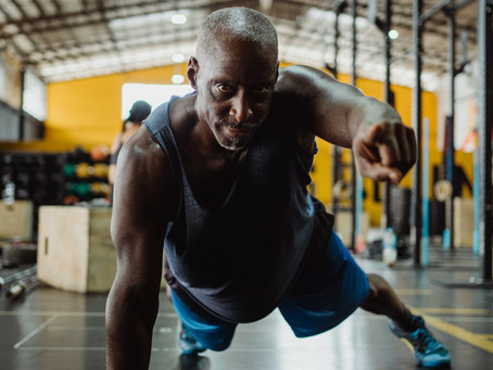 5 top tips to help you get fit.