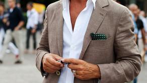 Summer fashion for men 50plus. 10 tips to turn your summer wardrobe around.