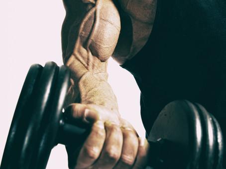 Strength training for men at 50plus
