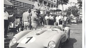 1. The 1956 Ferrari 250 Testa Rossa - the most beautiful car ever?