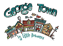 George Town Logo 2 - full colour version