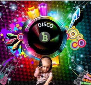 Baby Disco Sensory Play Cafe 0-18m