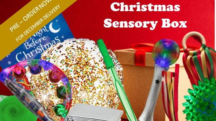 The Ultimate Christmas Sensory Box