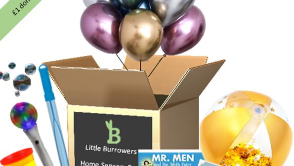 Home Sensory Box - Type 1