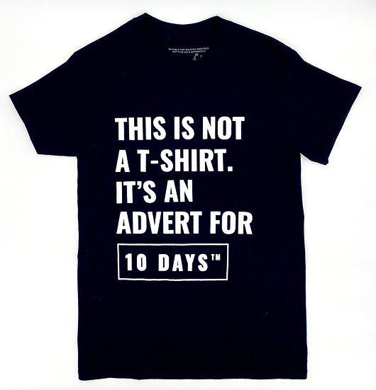 'THIS IS NOT A T-SHIRT...' T-shirt