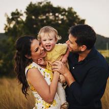 Family Photo shoot Emily