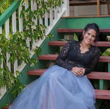 Beautiful Bride Ebony