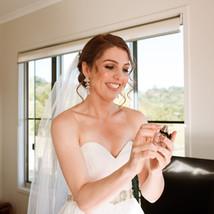 My beautiful bride Olivia