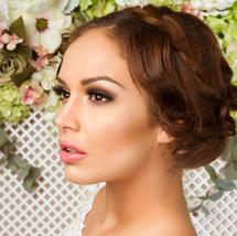 Bridal Glam Look