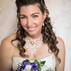 Bridal makeup & hair Noela
