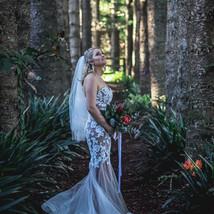 Magical bridal glow