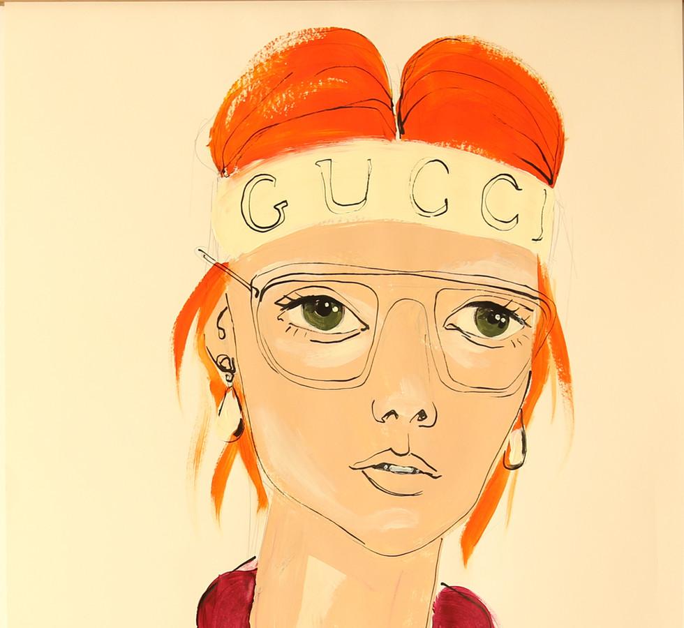 Gucci Fan
