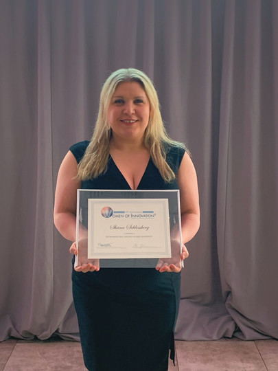 Shana Schlossberg - Women of Innovation Finalist - March 2019