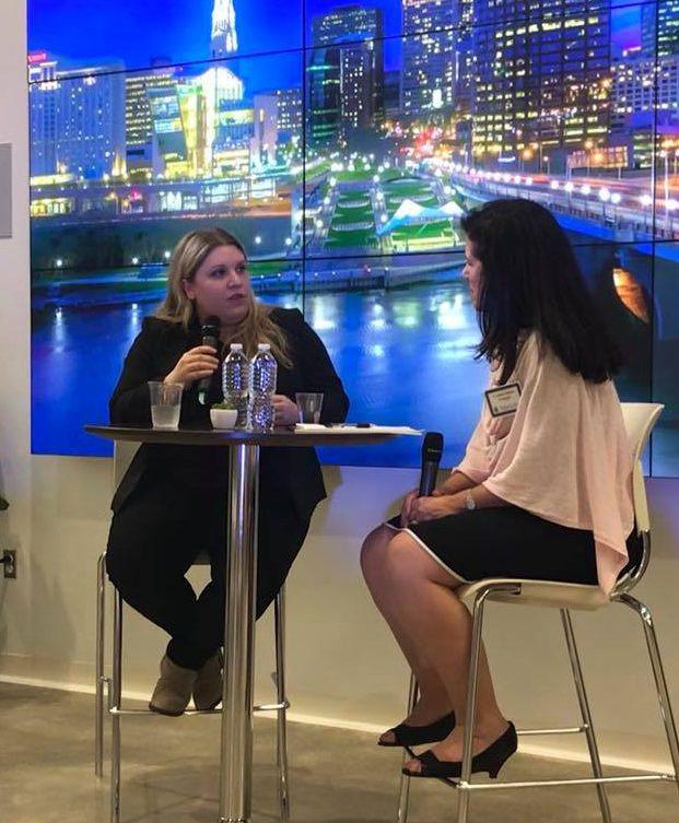 Shana Schlossberg - She Means Business - Upward Hartford