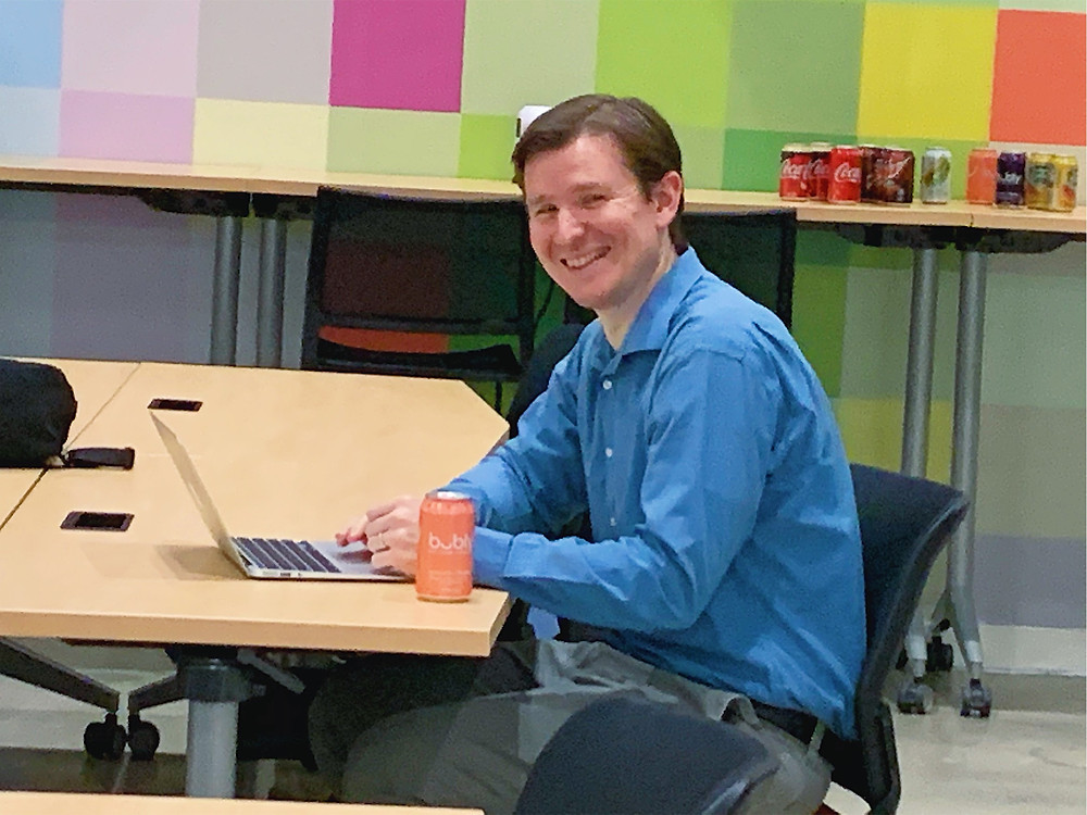 Nearly a year and a half after his first interaction with the Upward community, Jonathan is now a full-stack Associate Application Developer atThe HartfordAND one of the co-founders and organizers of a local chapter ofCode For America:Code For Connecticut.