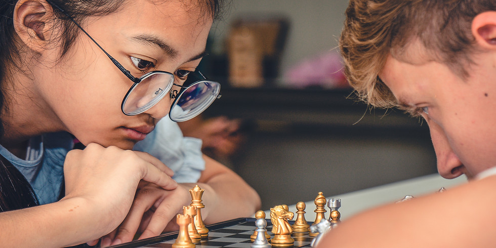Online Chess for Ages 7 - 16