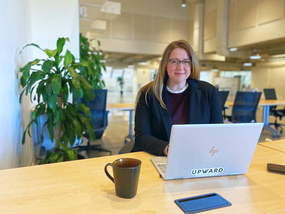 Upward Director of Operations - Samantha Wanagel - Hartford, Connecticut