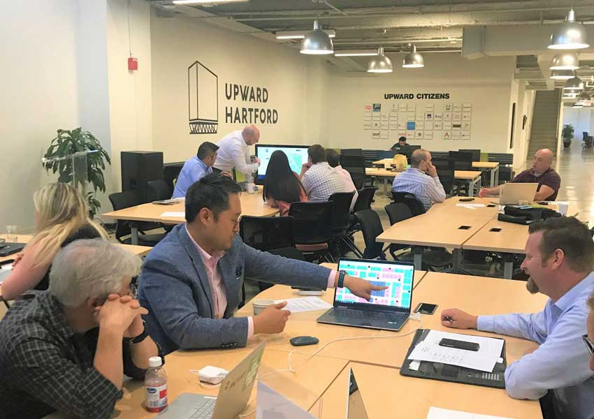 Upward Labs - Fall 2019 Cohort - Partner Days - Hartford, CT