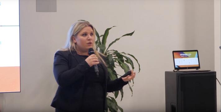 Shana Schlossberg - Upward Labs Launch Event - Hartford, CT
